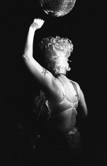 Amy Touchette, Fez, Greenwich Village, No. 1