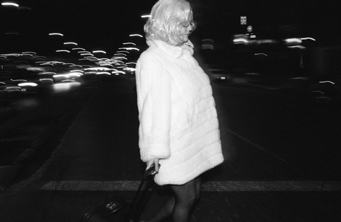 Amy Touchette, East Village, No. 1