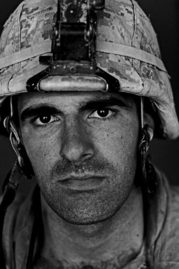 Louie Palu, U.S. Marine Lt. Jack Treptow, age 25, Garmsir, Helmand, Afghanistan