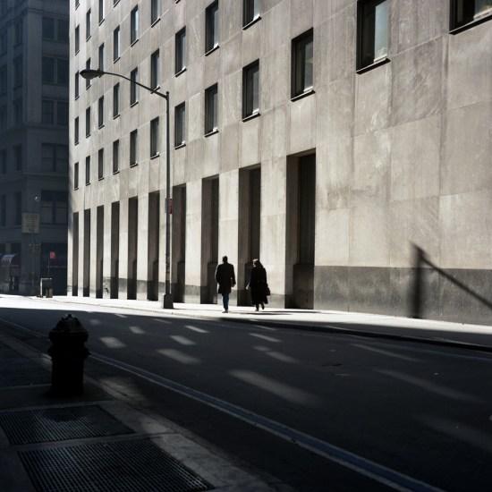 Janet Delaney, Wall Street