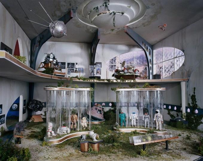 Lori Nix, Space Center