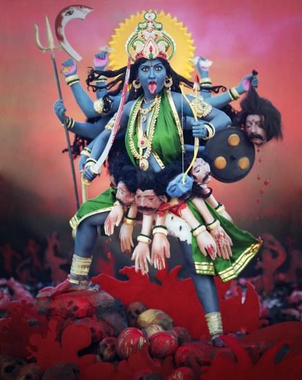 Manjari Sharma, Kali