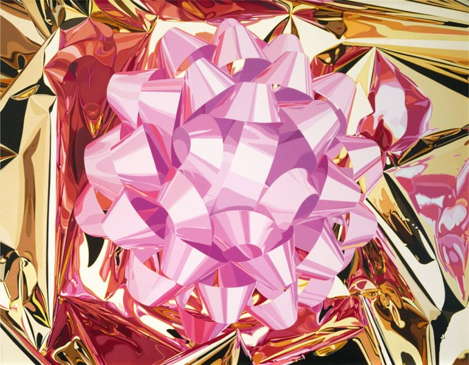 Jeff Koons, Pink Bow