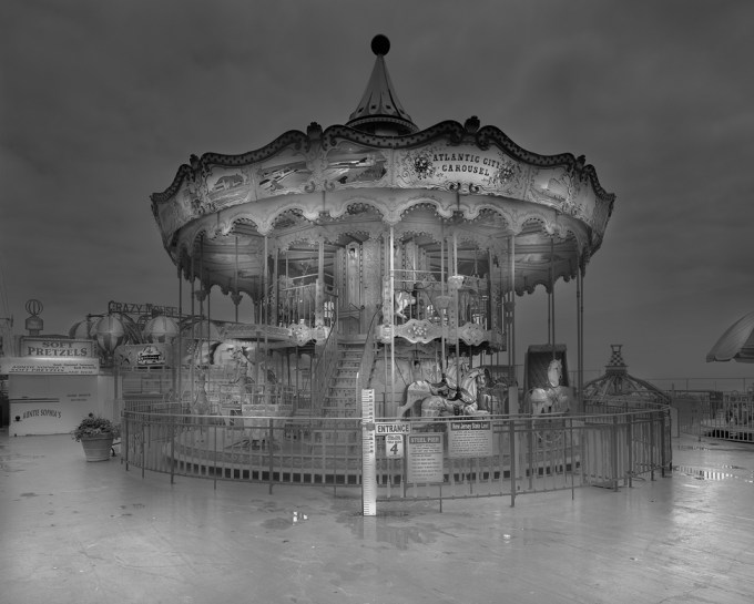 Michael Massaia, Atlantic City Carousel