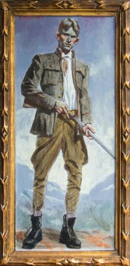 Mark Beard, [Bruce Sargeant] Man with Gun