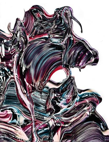 Jill Greenberg, 160429 Painting 040