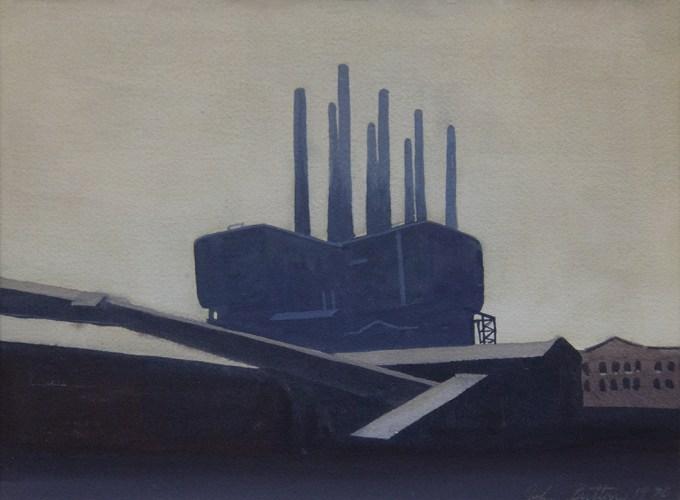 John Button, Industrial Buildings