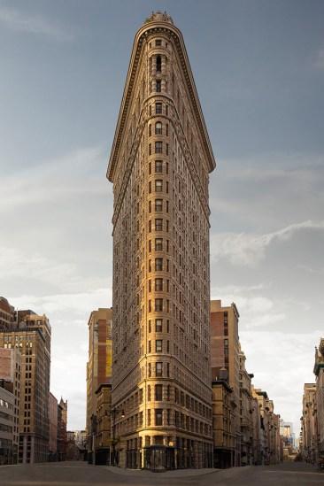 Marc Yankus, Flatiron Building, New York, Photography