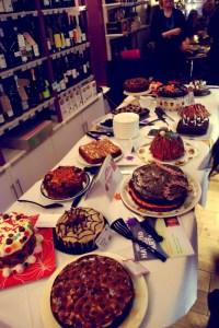 Wakefield cakes