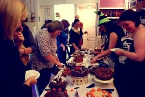 Wakefield cake club