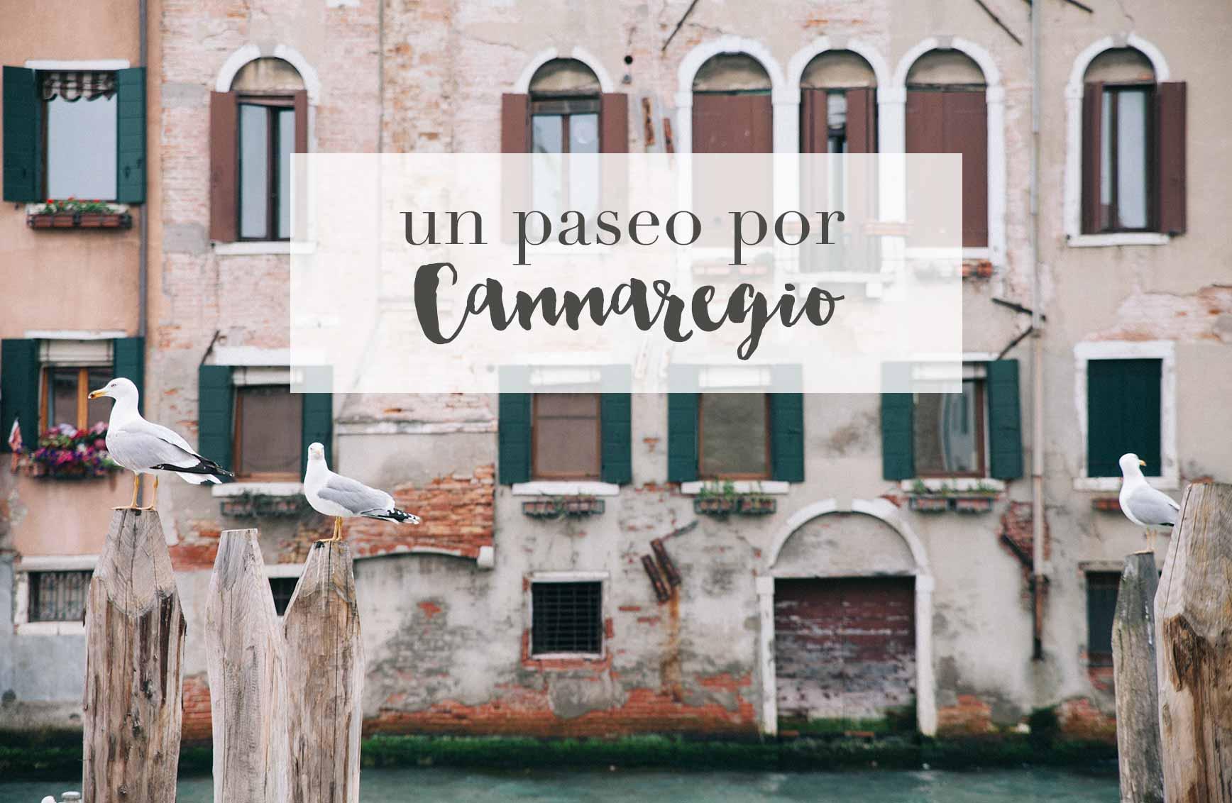 Venecia - Cannaregio