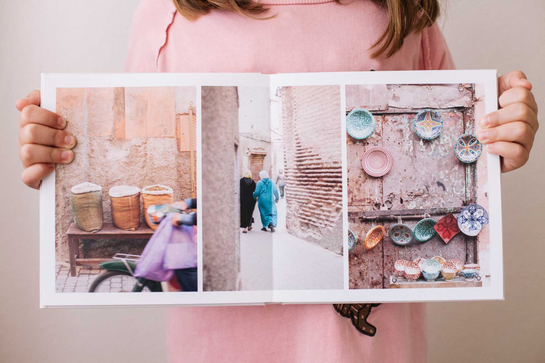 Saal - Libro de fotos de un viaje