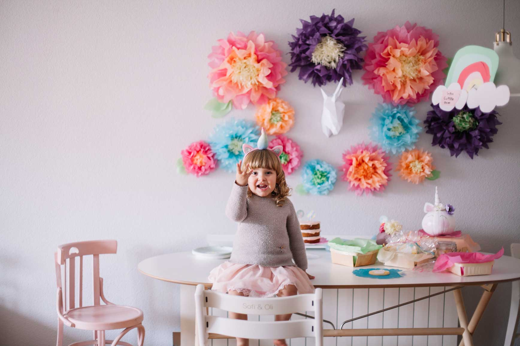 Fiestas de cumpleaos en casa gallery of fiesta infantil - Decoracion fiestas infantiles en casa ...