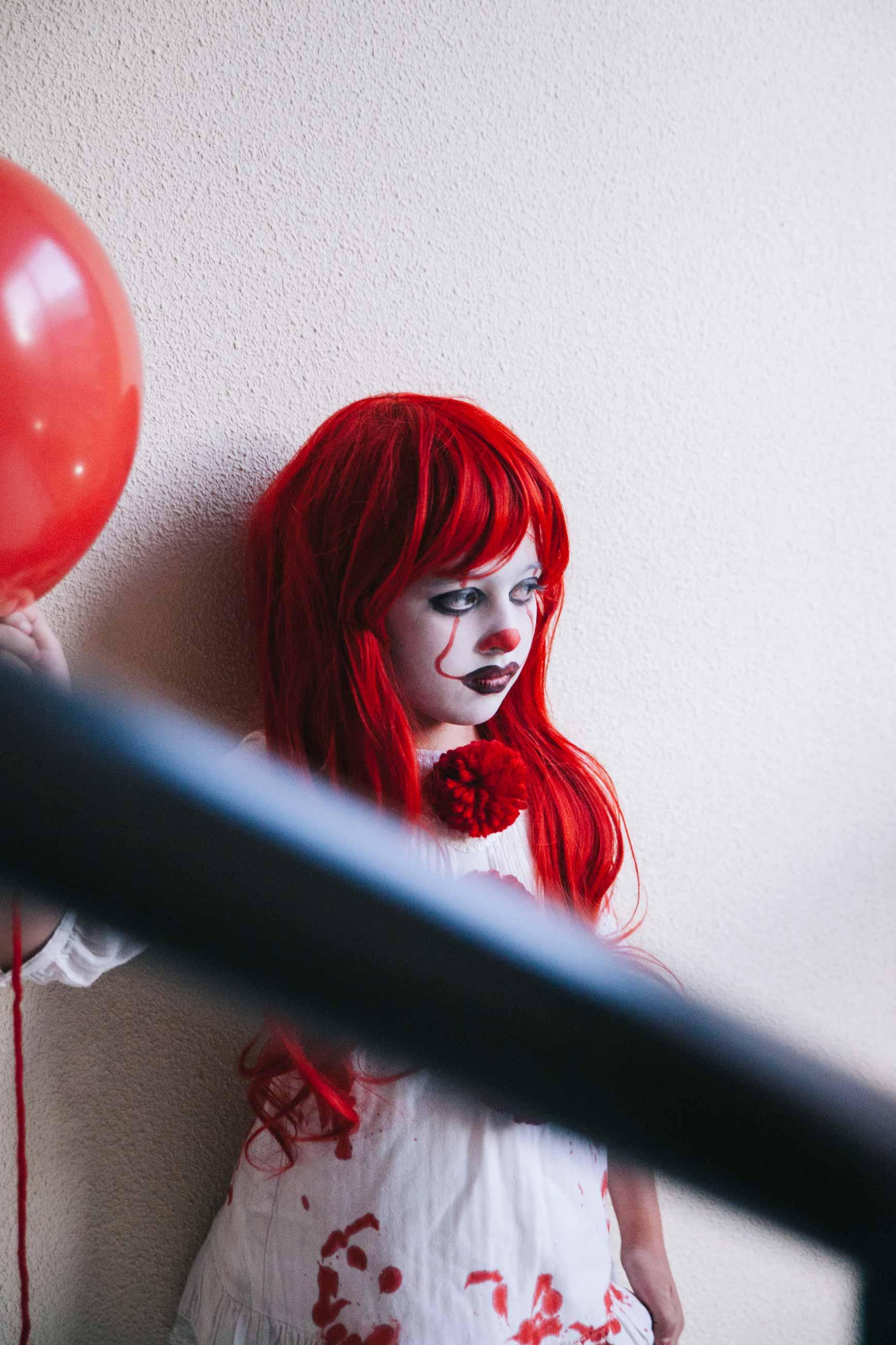 Disfraz casero IT niña_Halloween_claraBmartin_04