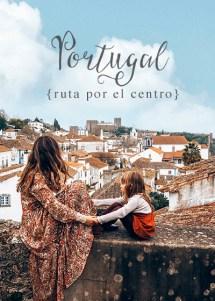 Pueblos centro Portugal