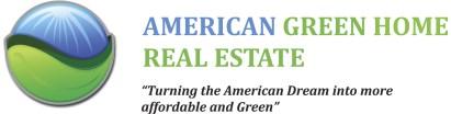 American Green Home Real Estate - John Shipman logo