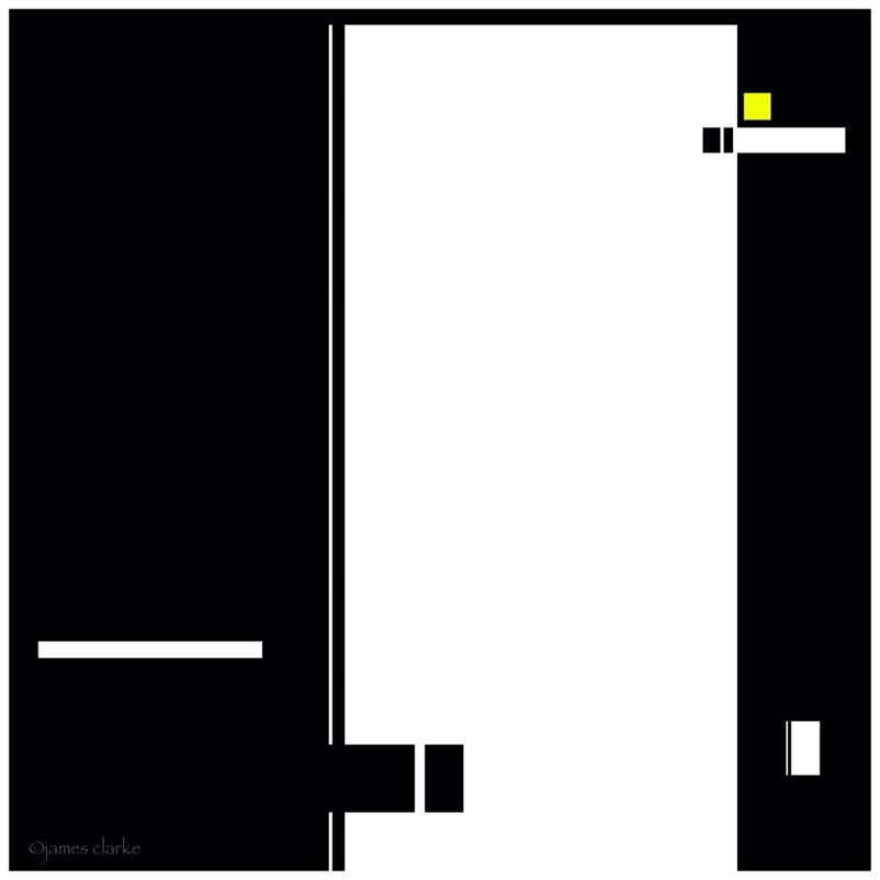 if Mondrian had an iPad #3