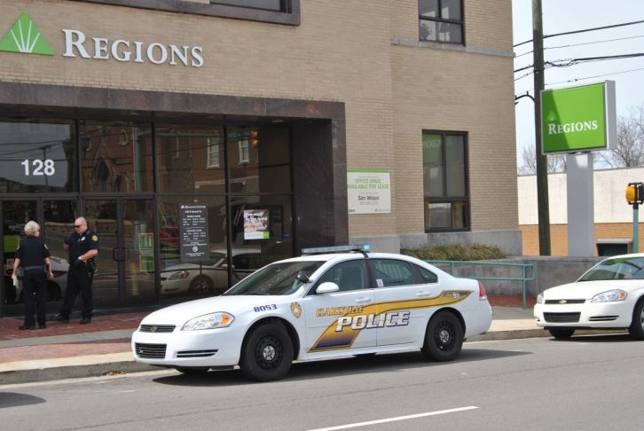Regions Bank Robbery (2)