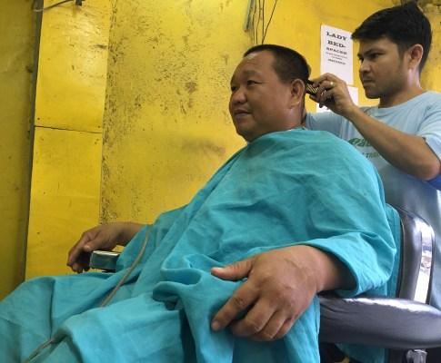 Barbers' Tales (Mga Kuwentong Barbero): Benjie P