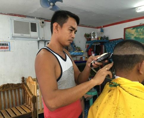 Barbers' Tales (Mga Kuwentong Barbero): Dhodoy