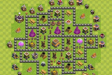 th8 defence 96