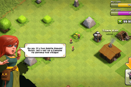 clash of clans hacked proof