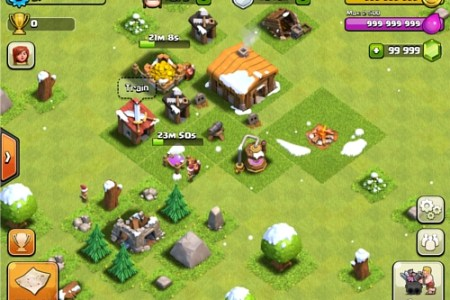 clash of clans proof