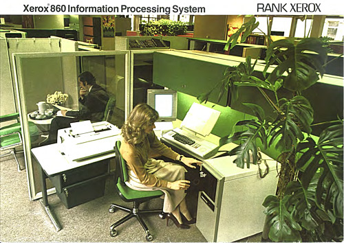 xerox860system