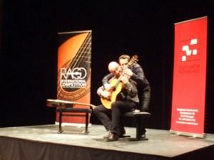 Eden Stell Duo, the third-prize winner