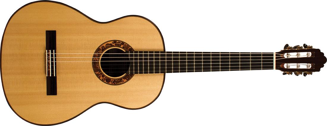 Greg Brandt Standard Concert Model Classical Guitar Magazine Review