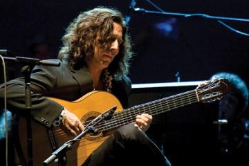 Tomatito Flamenco Guitar Nylon Strings Classical Guitar Magazine