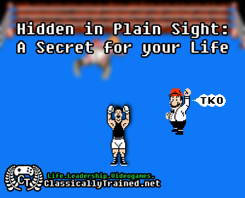 punchout secret life lesson