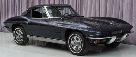 WWG 1963 Corvette 1 (Daytona Blue)