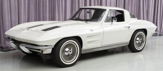 WWG Corvette 2 (Ermine White)