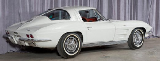 WWG Corvette 4 (Ermine White Preservation)