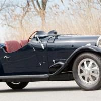 Supercharged Bugatti Type 43