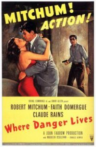 1950 where danger lives