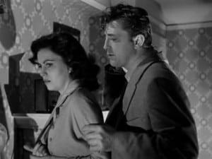 Where Danger Lives 1950 Faith Domergue and Robert Mitchum