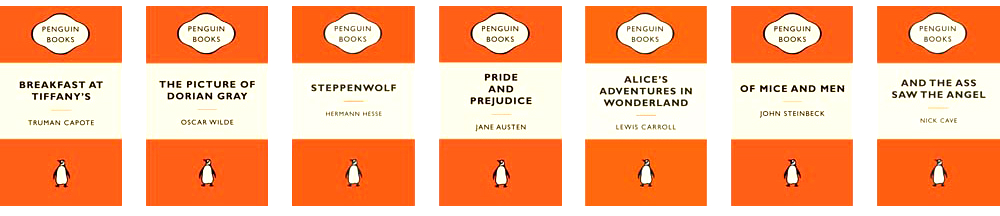 penguin books_by accident or design