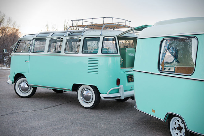 1963-Volkswagen-23-Window-Microbus-With-Camping-Trailer-9