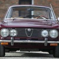 Burgundy Bertone: 1974 Alfa Romeo GTV 2000