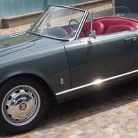The fastest one: 1965 Alfa Romeo Giulia Spider Veloce