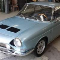 Pale blue bargain: 1967 Simca 1200S by Bertone