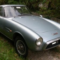 Tired lady: 1964 Fiat 1500 GT Coupé by Ghia