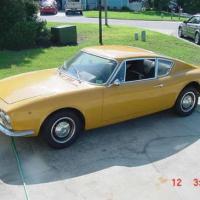Mustard special: 1967 OSI 20M TS Coupé