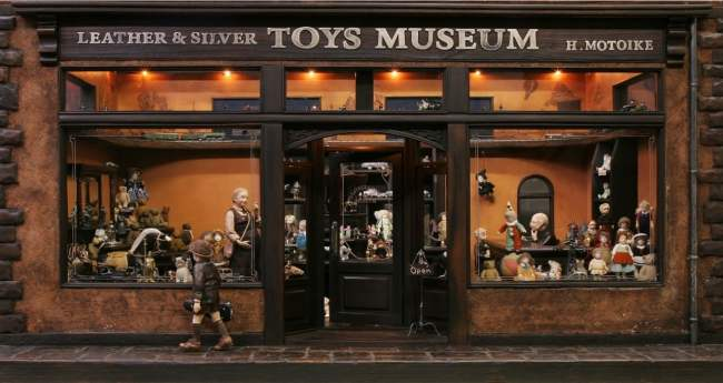 「TOYS MUSEUM」2008年制作