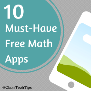 10 must-have free math