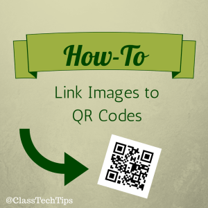 HowTo Link Images QR