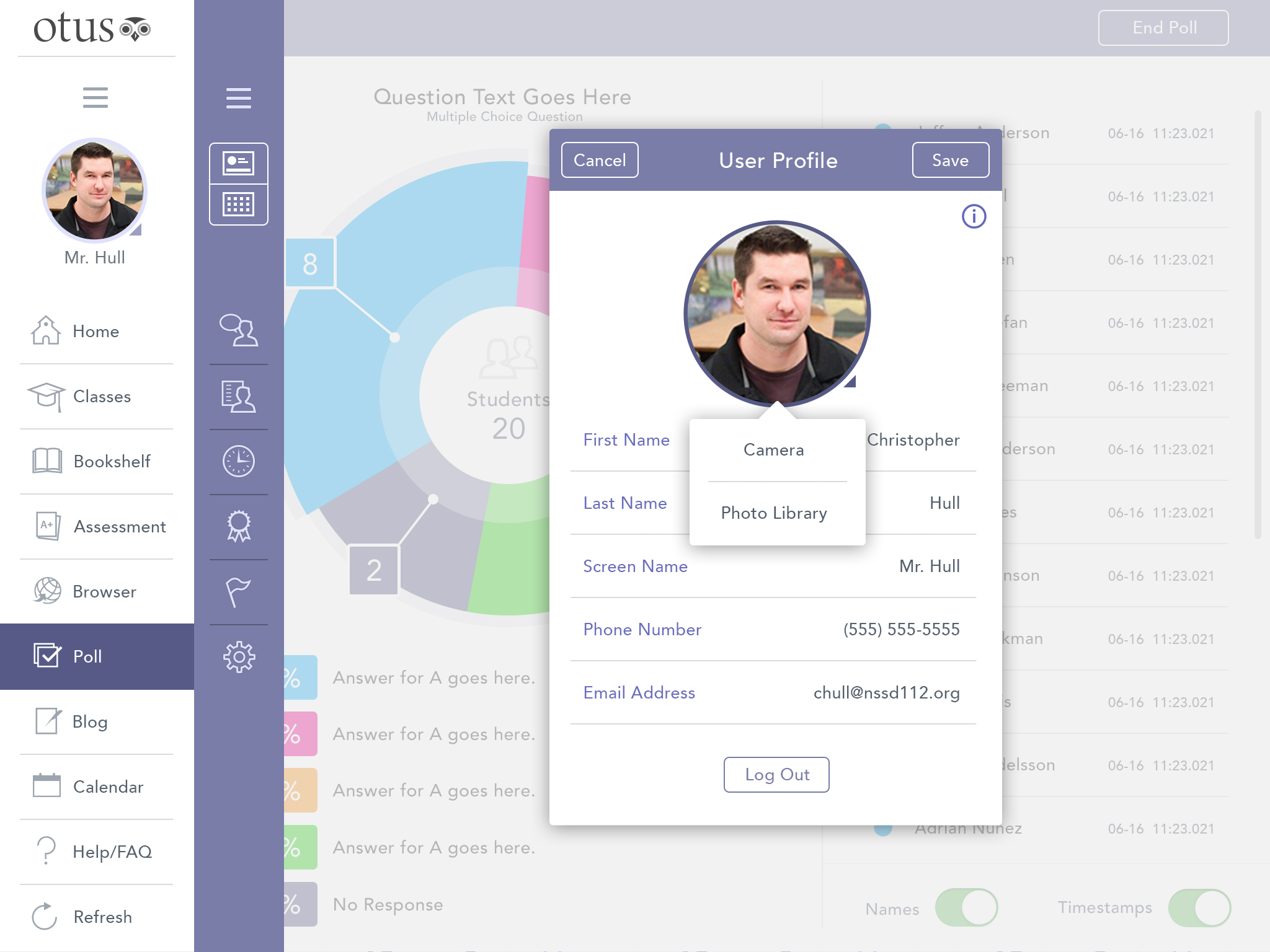 Otus Update: New LMS Features Announced at ISTE