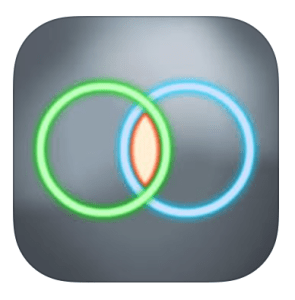 Venn Diagram Tool for Mobile Apps & Web Browsers